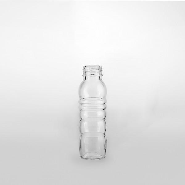 Ersatzflasche für Thank you 0,7l. große Öffnung
