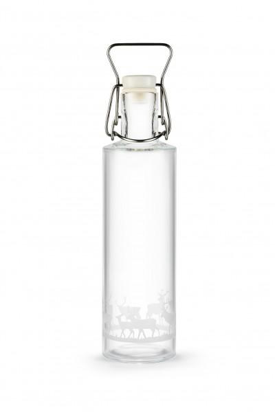 Alpine Water Bottle Hirschfamilie 0.6 l