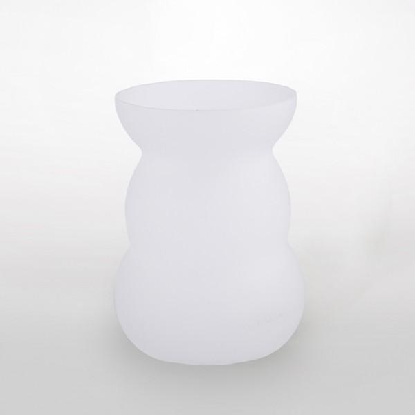 Glaskörper (Dom) für Windlicht Lucerna