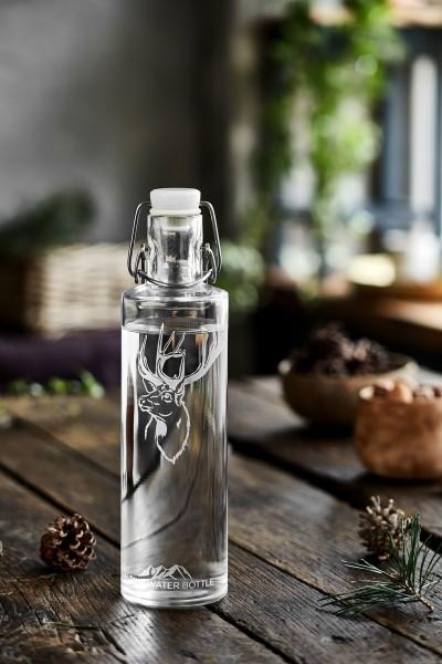 Alpine Water Bottle Hirsch 0.6 l