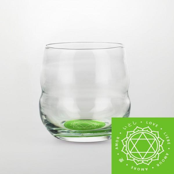 Mythos Becher Chakra (Einzelglas)