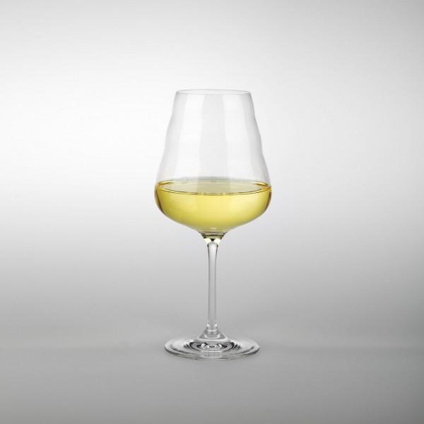 Calix Weißweinglas 0.4 l (mundgeblasen) mit BdL
