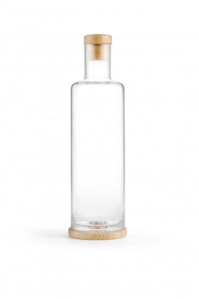 Servierflasche Zirbenholz - Basic 1.0 l